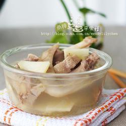 天麻老鸭汤的做法[图]