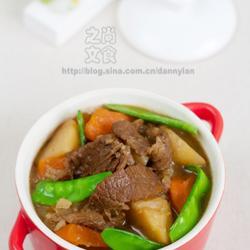 土豆炖肉的做法[图]