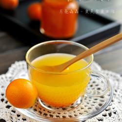 蜂蜜金橘茶的做法[图]
