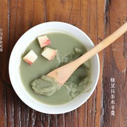 绿豆抹茶水羊羹的做法[图]