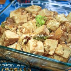虾皮烧豆腐的做法[图]