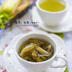 牛蒡生姜葱白罗卜水的做法[图]
