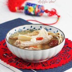 人参螺片汤的做法[图]