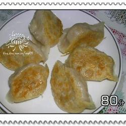 全麦水煎饺的做法[图]
