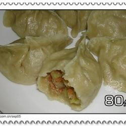 全麦时蔬蒸饺的做法[图]