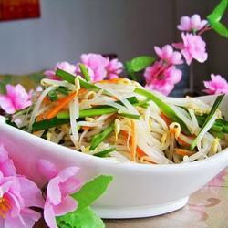 韭菜炒银芽的做法[图]