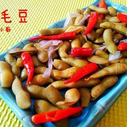 煮毛豆的做法[图]