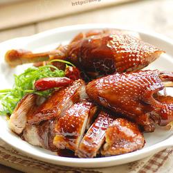 五香卤鸡的做法[图]