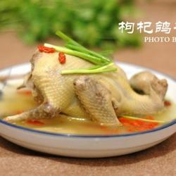 枸杞鸽子汤的做法[图]
