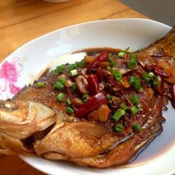宿舍红烧鳊鱼的做法[图]