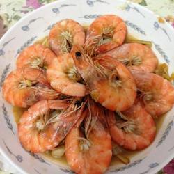 胡椒焗大虾的做法[图]