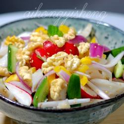 五彩减肥美食的做法[图]
