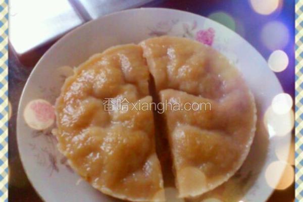 桂花藕粉糕