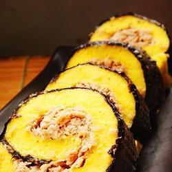 金枪鱼蛋糕寿司的做法[图]