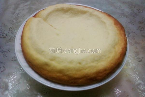 电饭锅自制蛋糕的做法