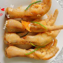 泡菜鸡爪的做法[图]