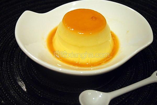 鸡蛋布丁Egg
