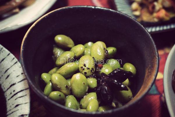 黑胡椒毛豆仁