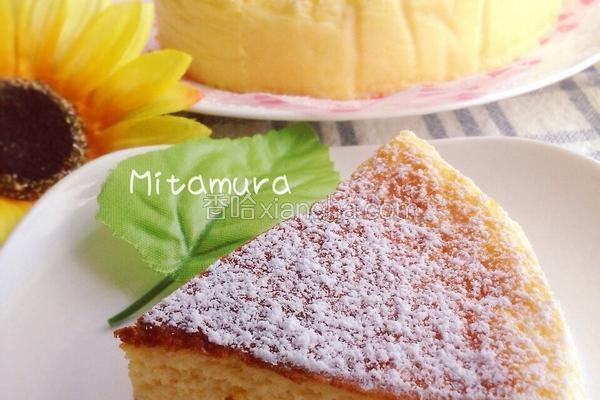 白巧克力乳酪蛋糕