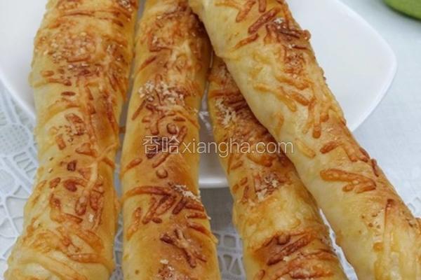 脆面芝士面包条