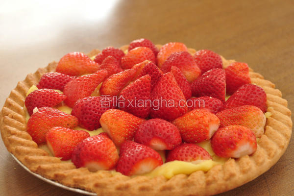 草莓布丁派