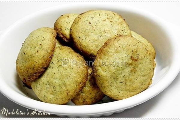 伯爵红茶饼干