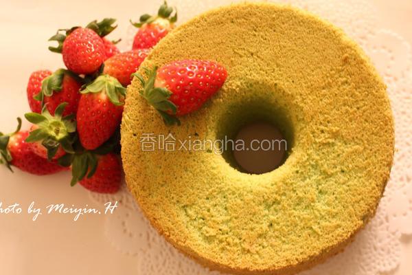 马来西亚斑兰蛋糕