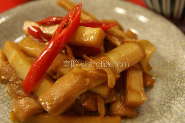 桂竹笋酸菜肉丝