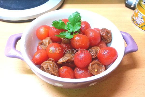 梅汁蜜番茄