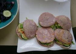 紫甘蓝煎饼三民治