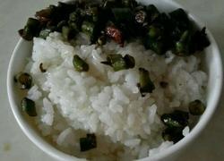 肉末橄榄菜豇豆角