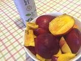 油桃酸奶汁的做法[图]