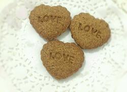 爱心猴头菇饼干