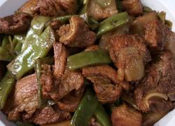 四季豆烧肉