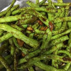 酱油膏炒长豆