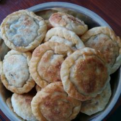 赤豆盒子饼
