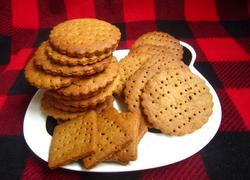 高纤消化饼干