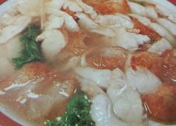 生菜鱼片汤