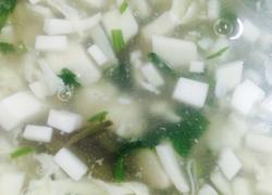 西湖豆腐羹