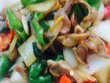 洋葱炒鸭胗的做法[图]