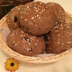 亚麻籽麦包的做法[图]