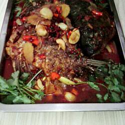 乌江碳烤鱼
