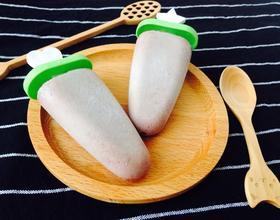 奶香红豆冰棒[图]