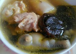 山药煲鸡营养汤