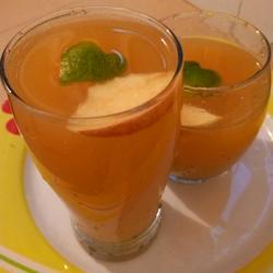 柑果苹果汁