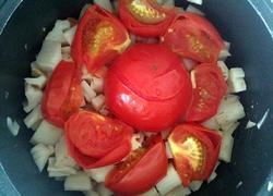 莲藕番茄饭