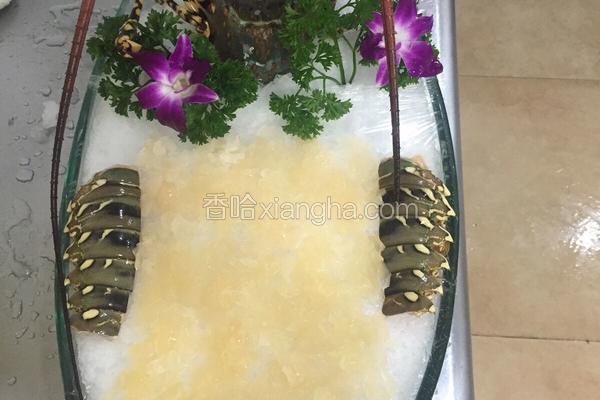 刺生澳洲龙虾