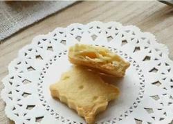 鲜奶酪饼干(奶盐味)