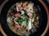 海蟹蛤蜊杂煲的做法[图]
