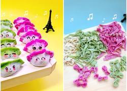 儿童蔬菜水果水饺(面)